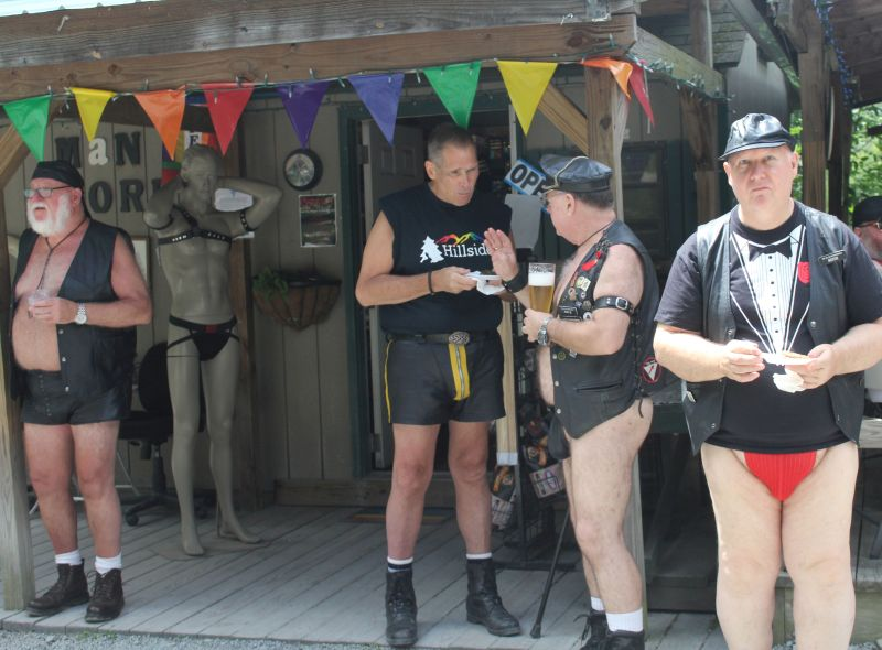 NEPA Leather Party 2017 – Hillside Campgrounds