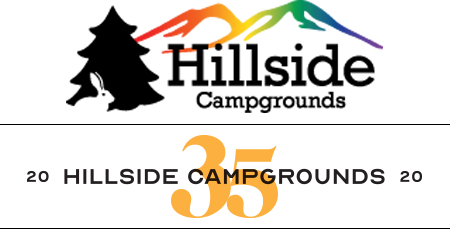 Hillside Campgrounds 35th Season