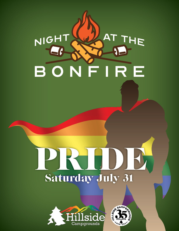 night at bonfire pride