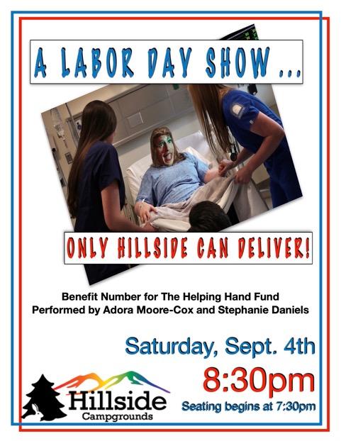 New Adora Labor Day Poster